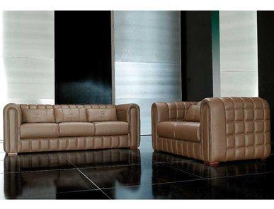 Итальянская мягкая мебель Grand Prix S фабрики TONINO LAMBORGHINI