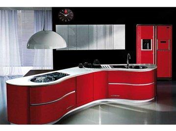 Итальянская кухня Monza фабрики TONINO LAMBORGHINI