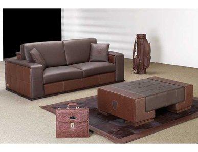 Итальянская мягкая мебель RASCASSE фабрики TONINO LAMBORGHINI