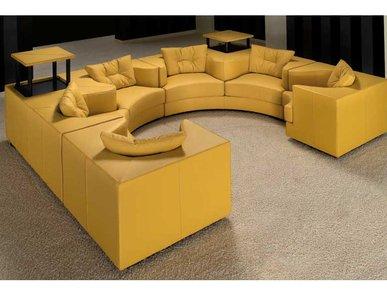 Итальянская мягкая мебель KUBO фабрики TONINO LAMBORGHINI