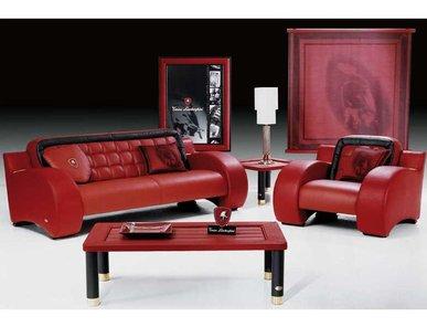 Итальянская мягкая мебель SPORT фабрики TONINO LAMBORGHINI