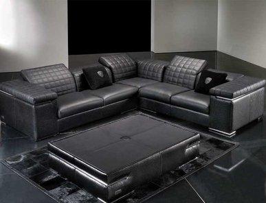 Итальянская мягкая мебель BRISBANE фабрики TONINO LAMBORGHINI