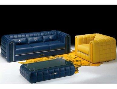 Итальянская мягкая мебель GRAND PRIX фабрики TONINO LAMBORGHINI