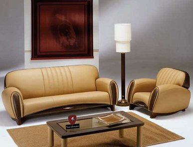 Итальянская мягкая мебель IMOLA фабрики TONINO LAMBORGHINI