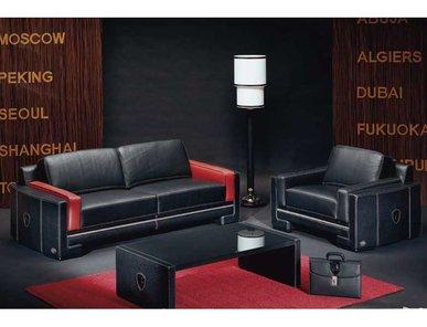 Итальянская мягкая мебель MONZA фабрики TONINO LAMBORGHINI