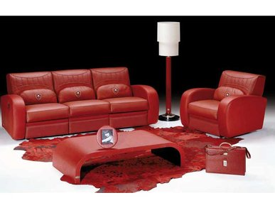 Итальянская мягкая мебель JARAMA фабрики TONINO LAMBORGHINI