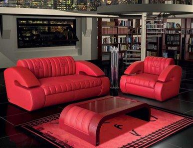 Итальянская мягкая мебель SUZUKA фабрики TONINO LAMBORGHINI