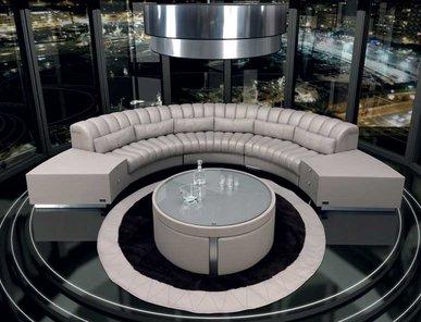 Итальянская мягкая мебель ZOLDER фабрики TONINO LAMBORGHINI