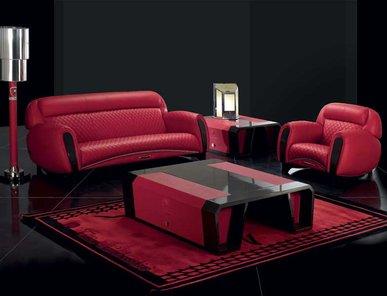 Итальянская мягкая мебель IMOLA CARBON фабрики TONINO LAMBORGHINI