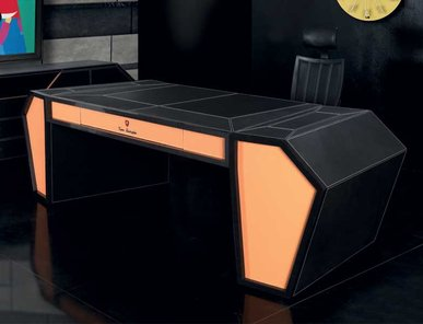 Итальянский письменный стол SPIDER фабрики TONINO LAMBORGHINI