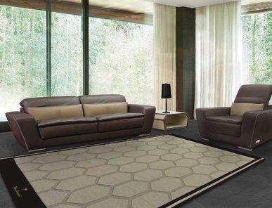 Итальянская мягкая мебель LOS ANGELES фабрики TONINO LAMBORGHINI