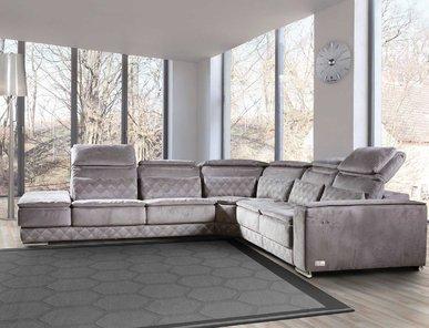 Итальянская мягкая мебель MAIORCA фабрики TONINO LAMBORGHINI