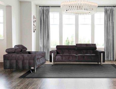 Итальянская мягкая мебель PANAMA фабрики TONINO LAMBORGHINI