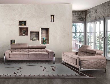Итальянская мягкая мебель PRISCILLA фабрики TONINO LAMBORGHINI