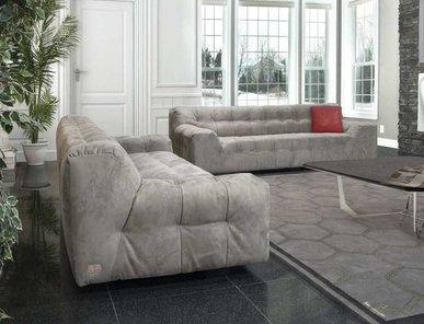 Итальянская мягкая мебель ALEX фабрики TONINO LAMBORGHINI