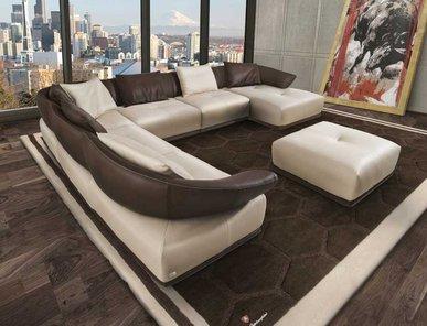 Итальянская мягкая мебель ALICE фабрики TONINO LAMBORGHINI