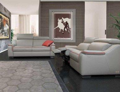 Итальянская мягкая мебель ARESE фабрики TONINO LAMBORGHINI