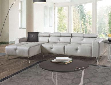 Итальянская мягкая мебель DELTA фабрики TONINO LAMBORGHINI