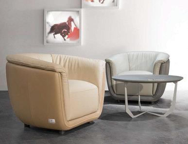 Итальянское кресло MEG фабрики TONINO LAMBORGHINI