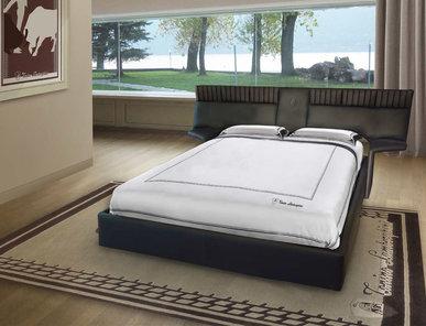 Итальянская кровать ATLAS фабрики TONINO LAMBORGHINI