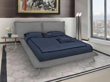 Итальянская кровать MIMAS фабрики TONINO LAMBORGHINI
