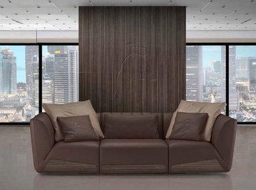 Итальянская мягкая мебель SEPANG фабрики TONINO LAMBORGHINI