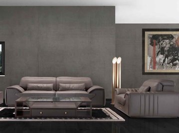 Итальянская мягкая мебель LONG RACE фабрики TONINO LAMBORGHINI