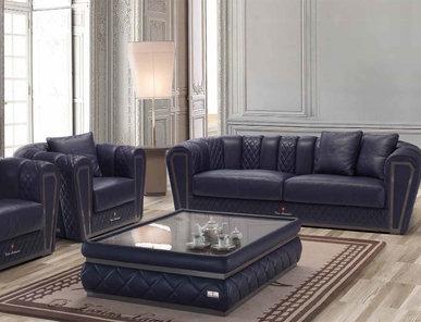 Итальянская мягкая мебель RITA фабрики TONINO LAMBORGHINI