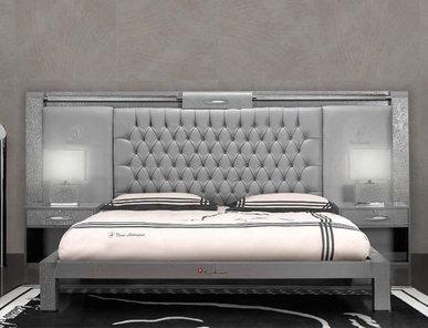 Итальянская кровать TL RIBOT фабрики TONINO LAMBORGHINI