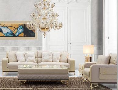 Итальянская мягкая мебель MONTGOMERY фабрики FORMITALIA