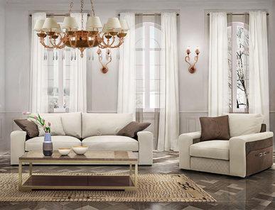 Итальянская мягкая мебель STELLA фабрики FORMITALIA