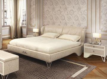 Итальянская кровать MILLA фабрики FORMITALIA