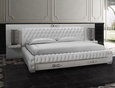 Итальянская кровать LEXINGHTON фабрики FORMITALIA