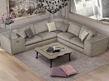 Итальянская мягкая мебель VERONA фабрики FORMITALIA