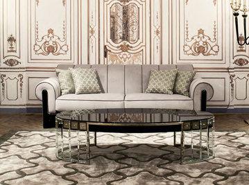 Итальянская мягкая мебель ULRICH фабрики FORMITALIA