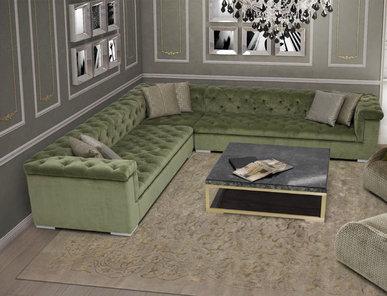 Итальянская мягкая мебель ROMA фабрики FORMITALIA
