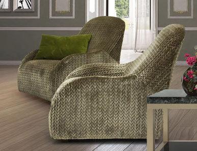 Итальянское кресло VICTORIA фабрики FORMITALIA