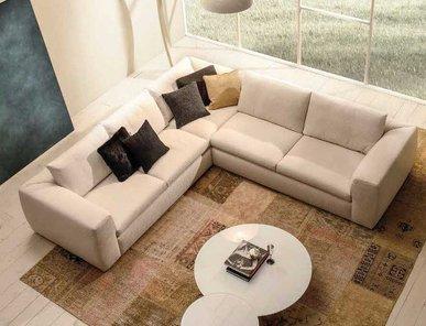 Итальянский угловой диван GLACE фабрики I4 MARIANI