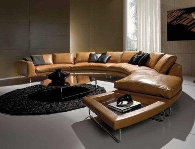 Итальянская мягкая мебель APP LOOK ROUND фабрики I4 MARIANI