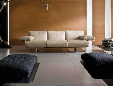 Итальянская мягкая мебель LANDING фабрики I4 MARIANI