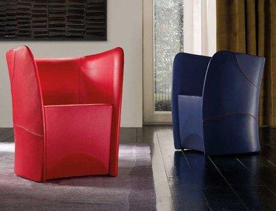 Итальянское кресло PAPILLON фабрики I4 MARIANI