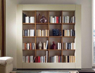 Итальянский книжный шкаф LOOP фабрики I4 MARIANI