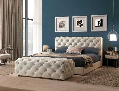 Итальянская кровать TUDOR фабрики I4 MARIANI