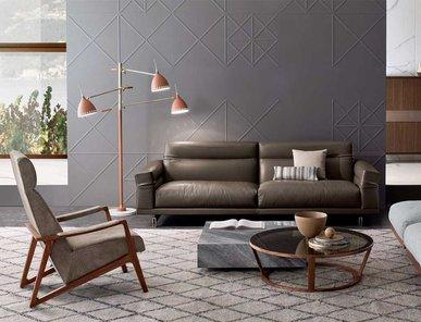 Итальянская мягкая мебель NIKI фабрики I4 MARIANI