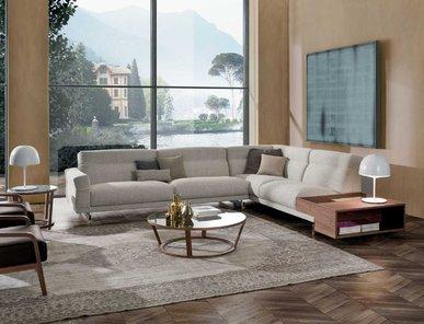 Итальянский угловой диван NIKI фабрики I4 MARIANI