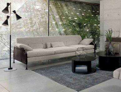 Итальянская мягкая мебель FUSION фабрики I4 MARIANI