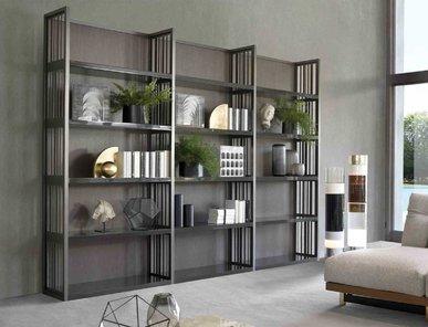 Итальянский книжный шкаф GRID фабрики I4 MARIANI