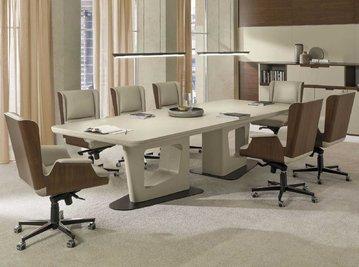 Итальянский стол для совещаний AVATAR фабрики I4 MARIANI