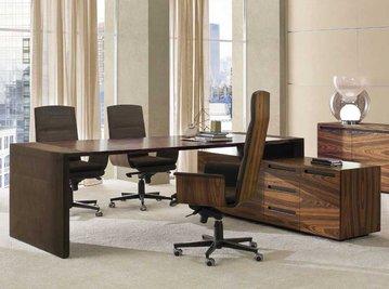 Итальянский письменный стол CROSSING фабрики I4 MARIANI