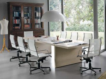Итальянский стол для совещаний BLADE фабрики I4 MARIANI